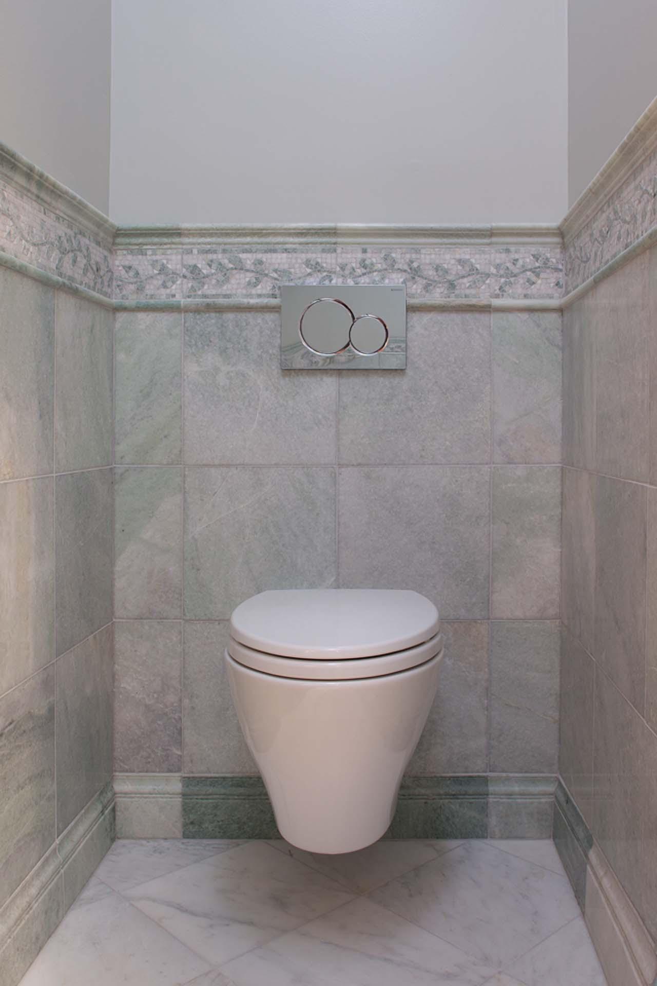 handicap accessable toilet